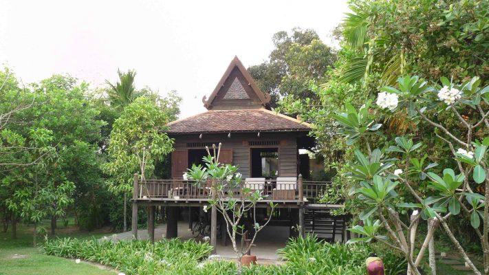 Maison traditionnelle à Siem Reap poivre & Ko la boutique officielle du poivre de Kampot