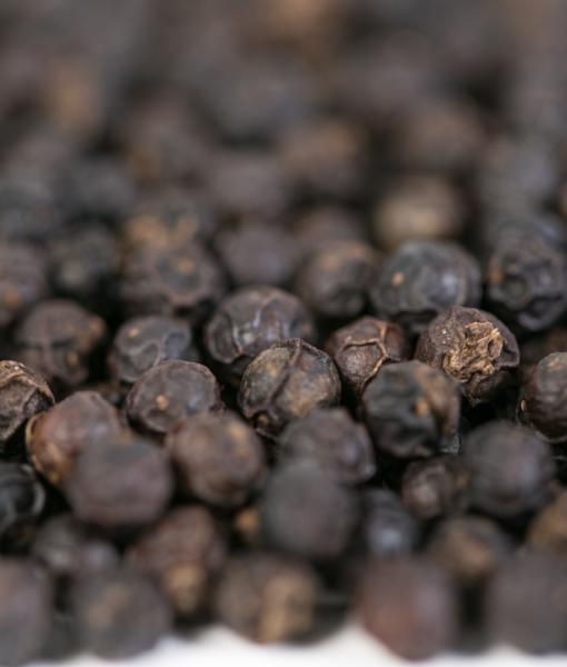Grain de poivre de Kampot noir