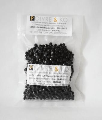 50 g de poivre de Kampot noir