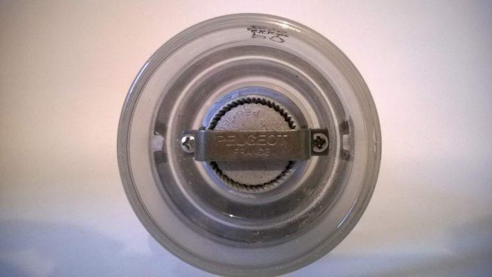 mecanisme d'un moulin à poivre peugeot