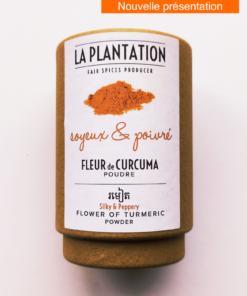 Poivre and Ko Fleur de Curcuma